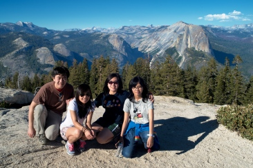 Sentinel Dome squad! (Taken by Mayo)
